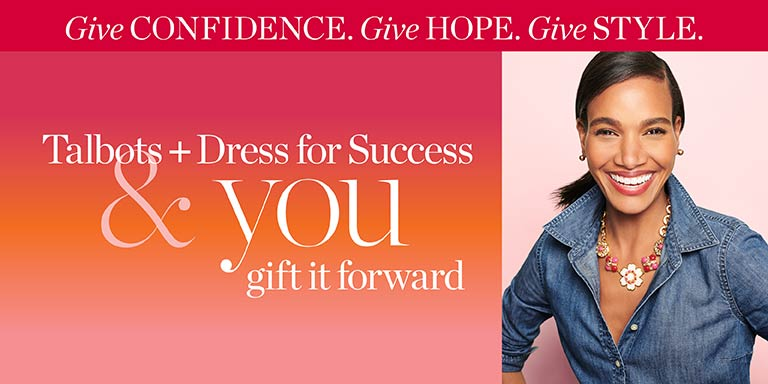 Talbots Dress For Success