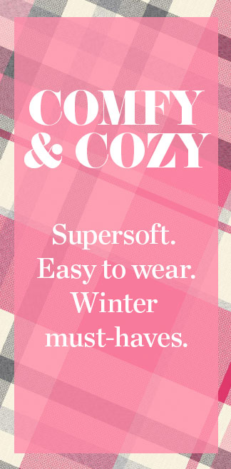 Gift Guide Comfy Cozy