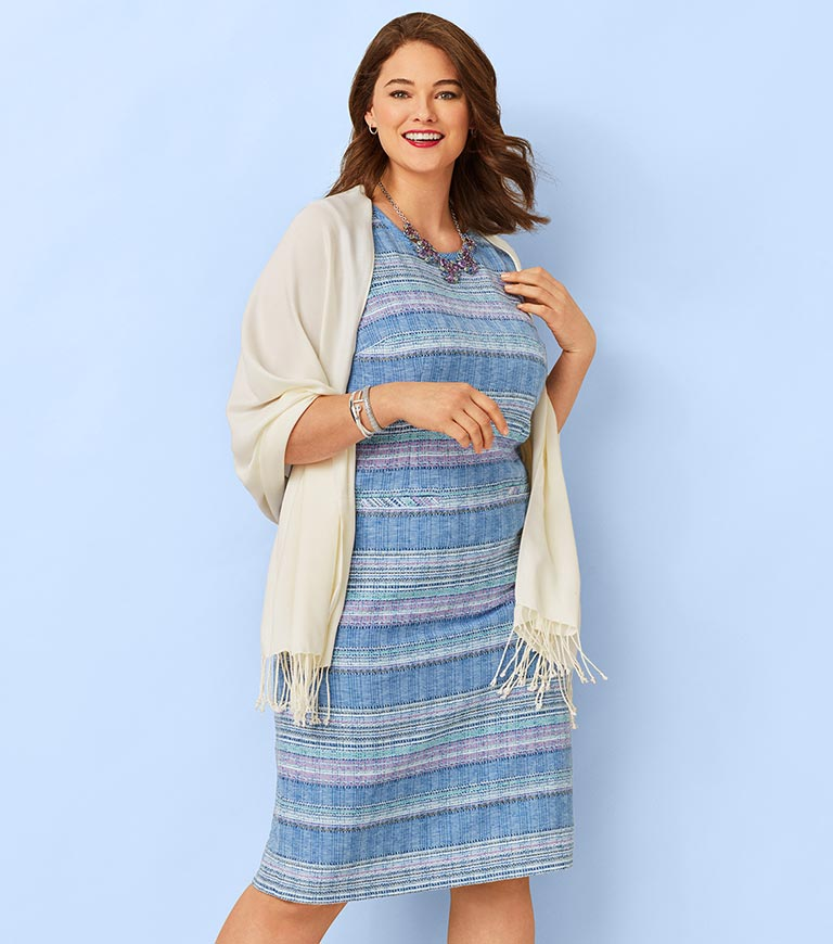 9cf5cb94f71 Plus Size Petite Clothing