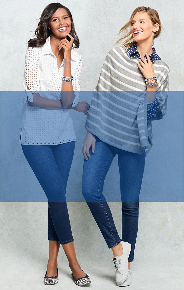 Women's Clothing & Apparel | Talbots
