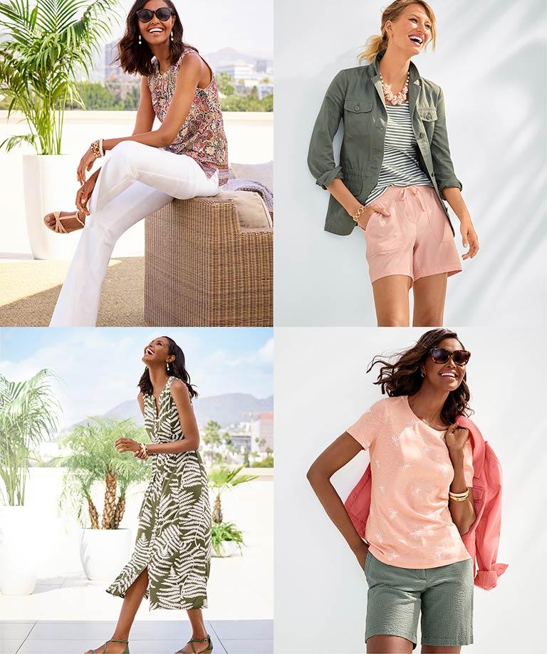 412363bc66 Women's Clothing & Apparel | Talbots