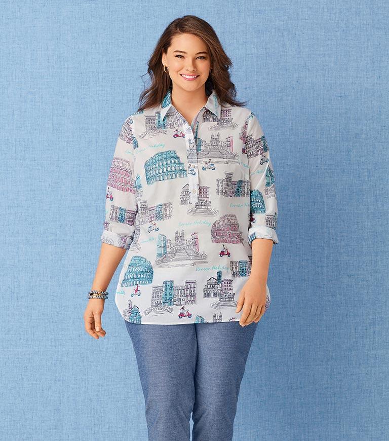 1e7ed463002 Plus Size Petite Clothing