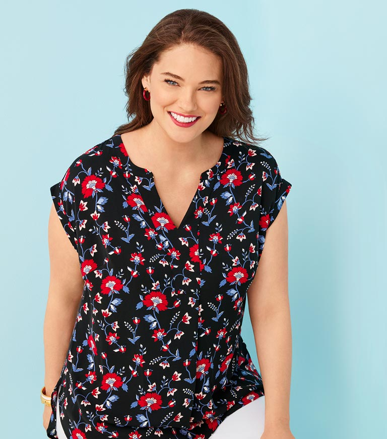 Plus Size Clothing Talbots