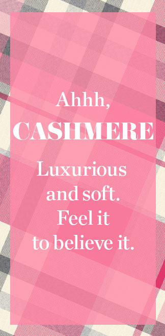 Gift Guide Cashmere