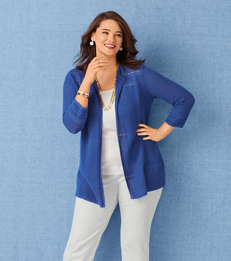 Plus Size Clothing | Talbots