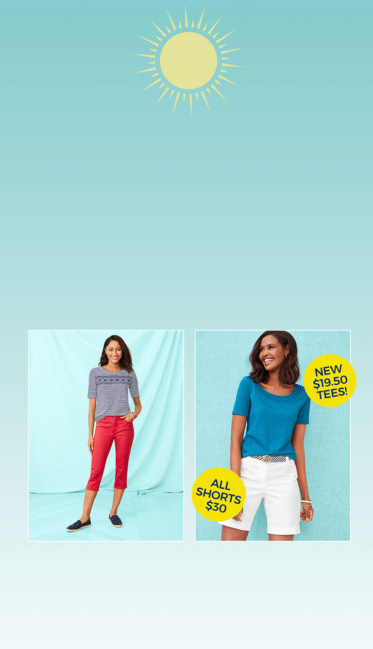 Luxury Daily |Talbots Store