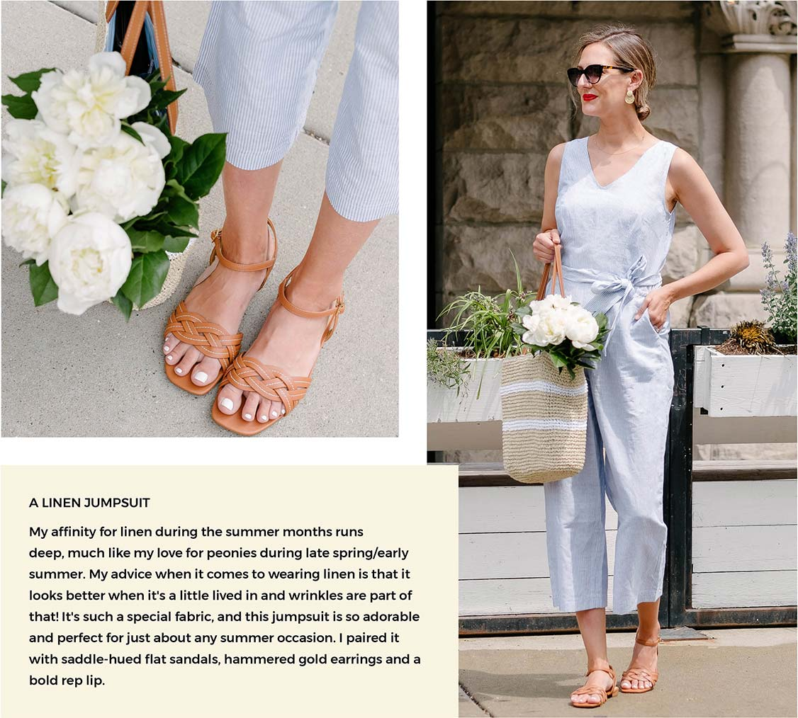Summertime chic with Anna Jane
