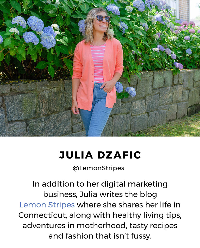 Get outside with Julia Dzafic