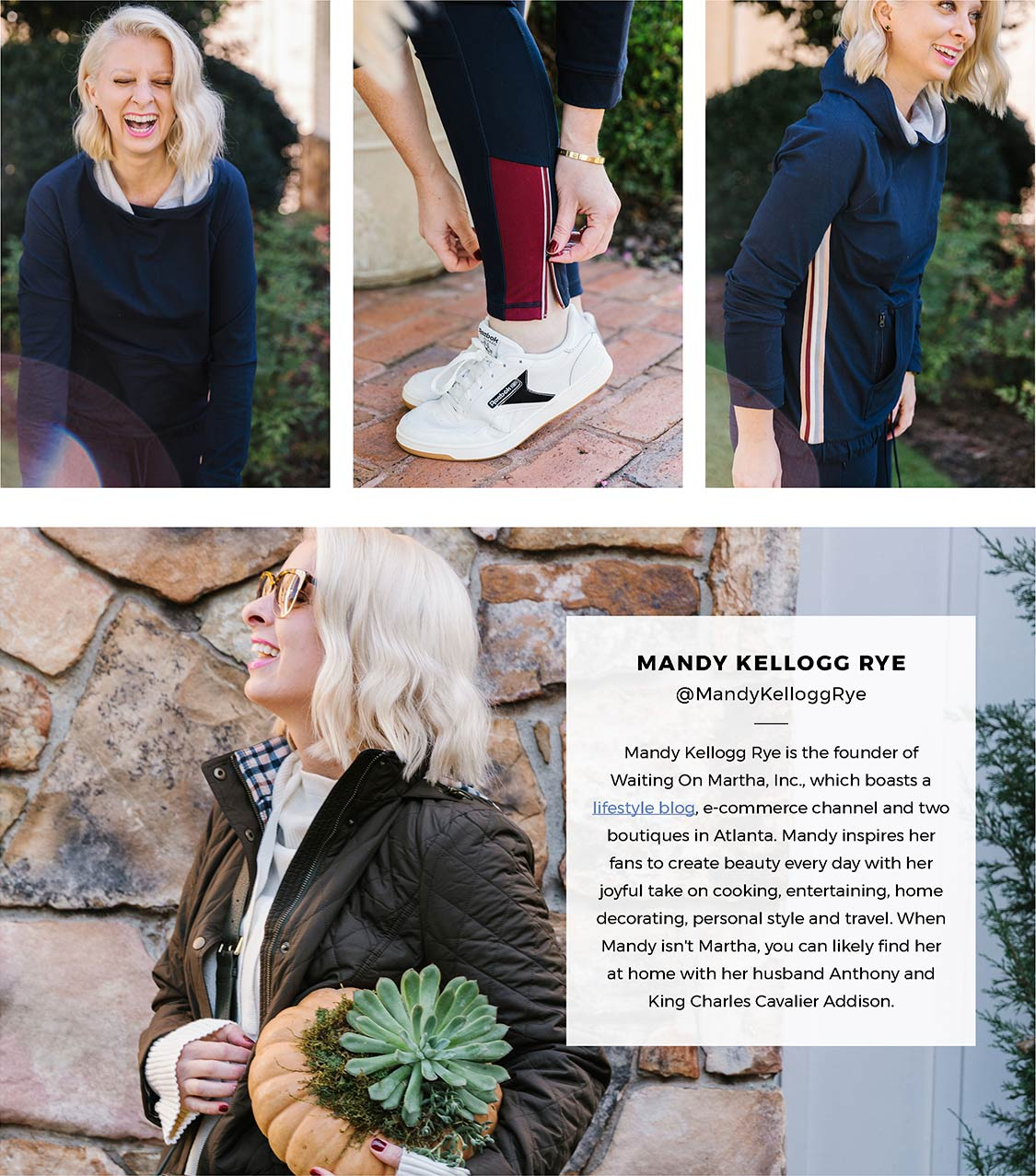 Get crafty with Mandy Kellogg Rye