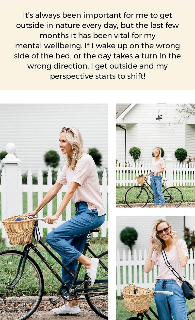 Fresh summer looks with Sarah Richardson